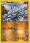 Rhyhorn 74 160 Common Reverse Holo