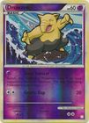 Drowzee 62 123 Common Reverse Holo