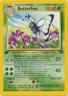 Butterfree 33 64 Uncommon 1st Edition