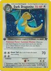 Dark Dragonite 5 82 Holo 1st Edition