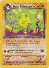 Dark Primeape 43 82 Uncommon 1st Edition