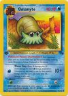 Omanyte 52 62 Common 1st Edition