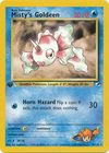 Misty s Goldeen 30 132 Rare 1st Edition