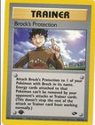 Brock s Protection 101 132 Rare 1st Edition