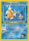 Giovanni s Magikarp 73 132 Common 1st Edition