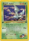 Koga s Zubat 83 132 Common 1st Edition
