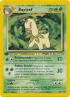 Bayleef 28 111 Uncommon 1st Edition