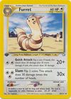 Furret 35 111 Uncommon 1st Edition
