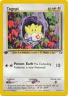 Togepi 51 111 Uncommon 1st Edition