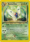Butterfree 19 75 Rare 1st Edition