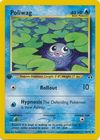 Poliwag 62 75 Common 1st Edition
