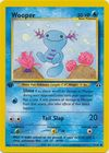 Wooper 71 75 Common 1st Edition