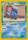 Quagsire 48 64 Common 1st Edition