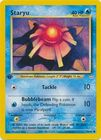 Staryu 56 64 Common 1st Edition