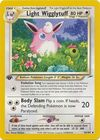 Light Wigglytuff 54 105 Uncommon 1st Edition