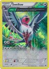 Swellow 72 108 Holo Rare
