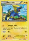 Manectric 25 108 Uncommon