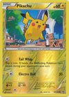 Pikachu 20 108 Common Reverse Holo