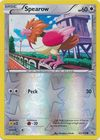 Spearow 65 108 Common Reverse Holo