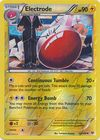 Electrode 22 108 Uncommon Reverse Holo