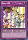 Zefra Divine Strike CROS EN072 Super Rare Unlimited