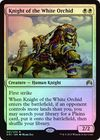 Knight of the White Orchid 021 272 Foil