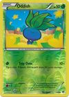 Oddish 1 98 Common Reverse Holo