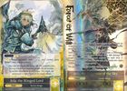 Arla the Winged Lord Arla the Hegemon of the Sky SKL 001 J Full Art Stamped