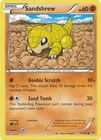 Sandshrew 75 162 Common