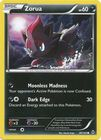 Zorua 89 162 Common