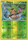 Chespin 8 162 Common Reverse Holo
