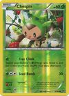 Chespin 9 162 Common Reverse Holo