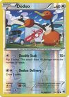 Doduo 116 162 Common Reverse Holo