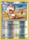 Meowth 114 162 Common Reverse Holo