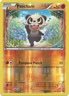 Pancham 86 162 Common Reverse Holo