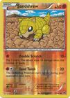Sandshrew 75 162 Common Reverse Holo