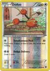 Doduo 115 162 Common Reverse Holo