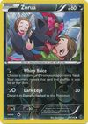 Zorua 90 162 Common Reverse Holo