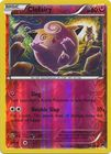 Clefairy 81 122 Common Reverse Holo