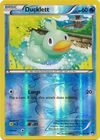 Ducklett 36 122 Common Reverse Holo