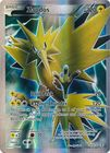 Zapdos 29 83 Full Art Holo Rare