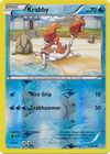 Krabby 21 83 Common Reverse Holo