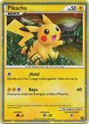 Pikachu World Collection Holo Promo Spanish
