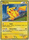 Pikachu World Collection Holo Promo German
