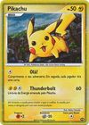 Pikachu World Collection Holo Promo Portuguese