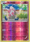 Mr Mime 67 124 Rare Reverse Holo