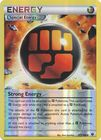 Strong Energy 115 124 Uncommon Reverse Holo