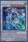 Crystal Wing Synchro Dragon SHVI EN049 Secret Rare Unlimited