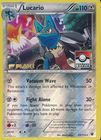 Lucario 63 124 1st Place League Promo
