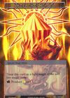 Magic Stone of Heat Ray CFC 092 Textured Foil Rare